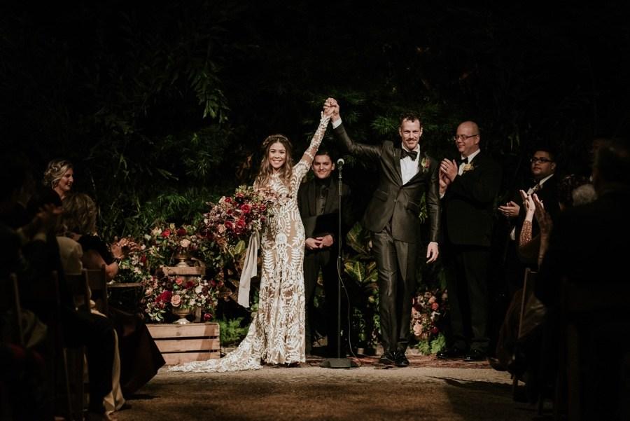 horticulture center wedding