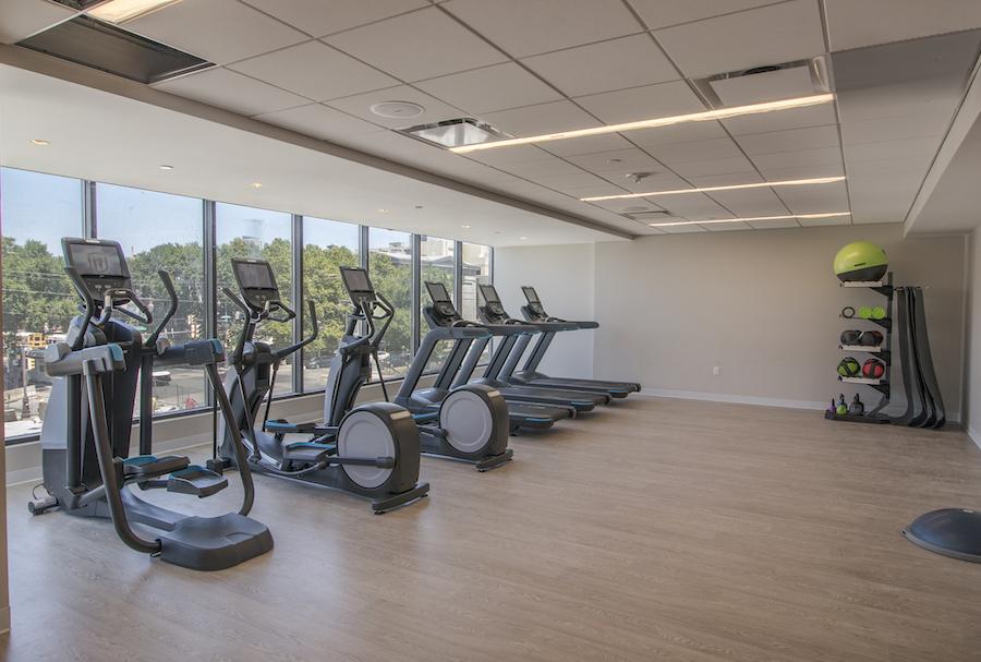 lincoln square fitness center