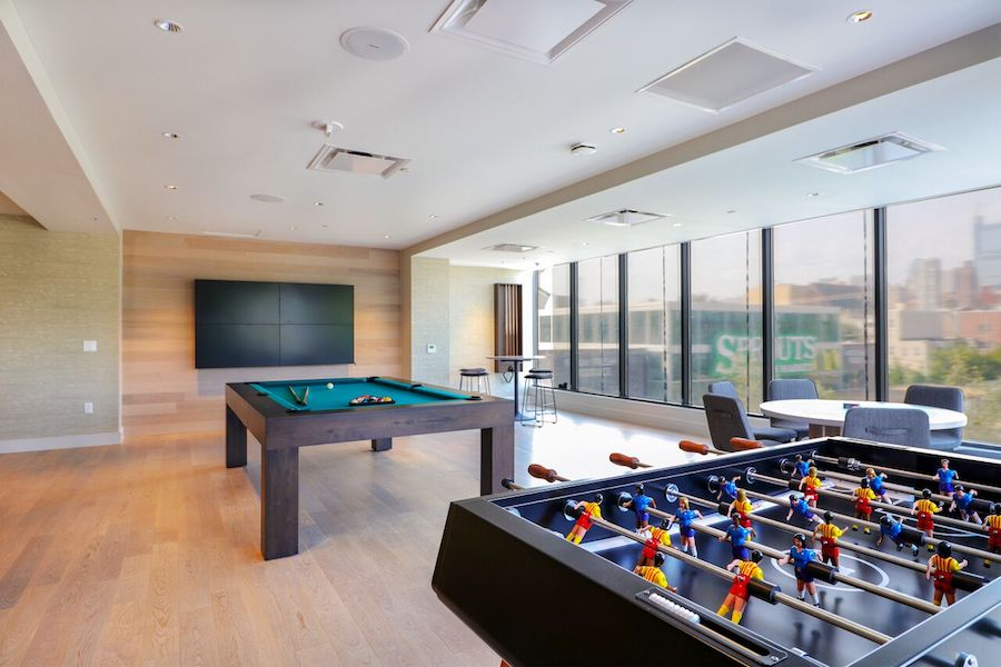 lincoln square game room