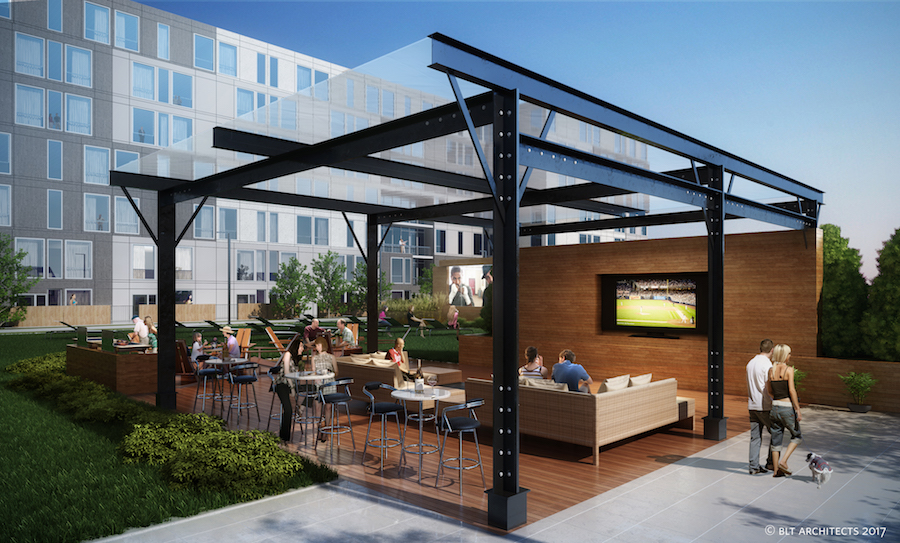 lincoln square rooftop lounge