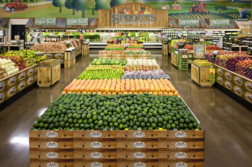 Philadelphia Sprouts Farmers Market