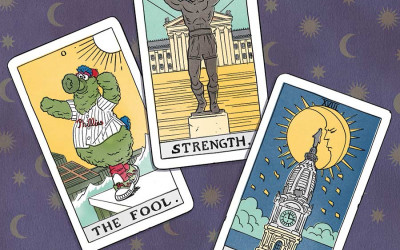 astrology trend philadelphia tarot cards t
