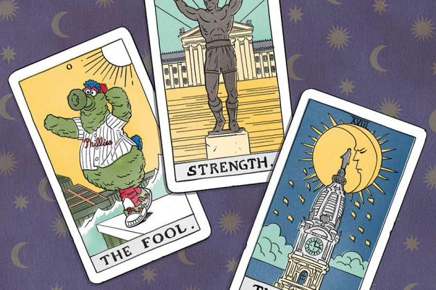 astrology trend philadelphia tarot cards t
