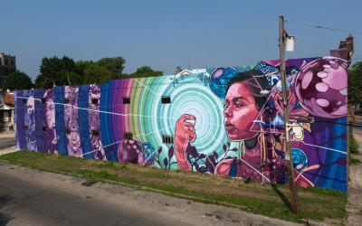 augmented reality mural dreams diaspora and destiny