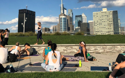 bpm fitness outdoor workout