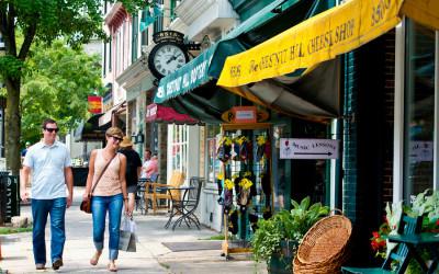 chestnut hill neighborhood guide germantown avenue