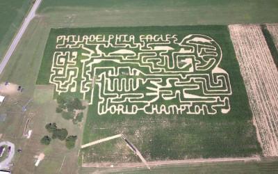 corn mazes near philadelphia