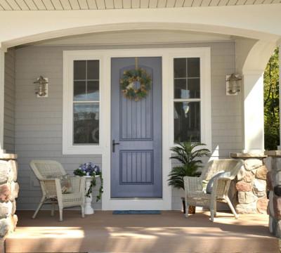 curb-appeal-painted-door