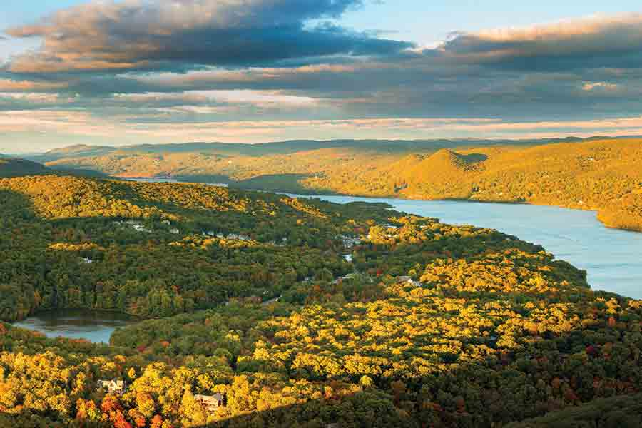 fall travel ideas weekend getaways philadelphia