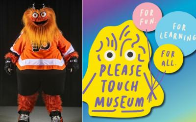 mascot gritty flyers mascots