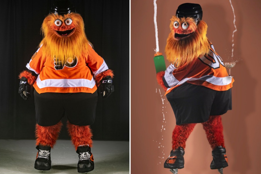 gritty costume halloween