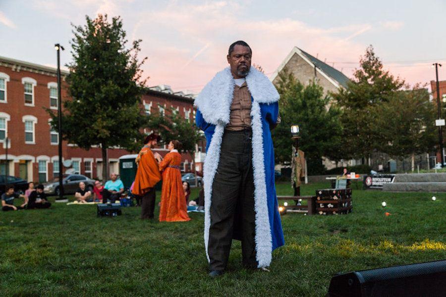 hawthorne neighborhood guide shakespeare in hawthorne park