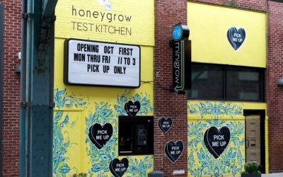 honeygrow test kitchen fishtown