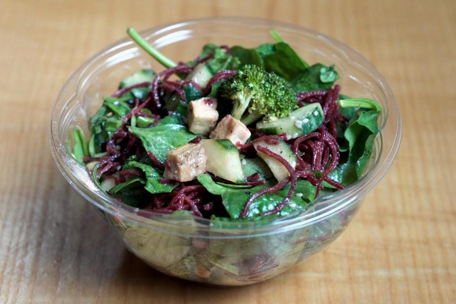 honeygrow test kitchen salad