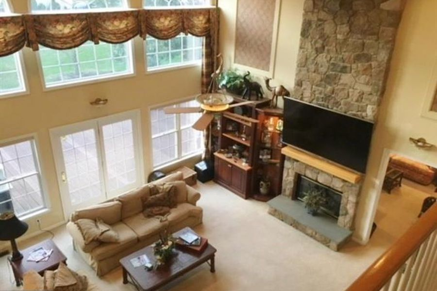 house for rent glen mills colonial great room