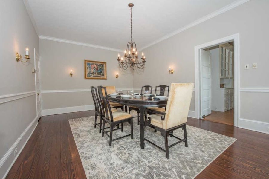 house for sale bryn mawr english gothic dining room