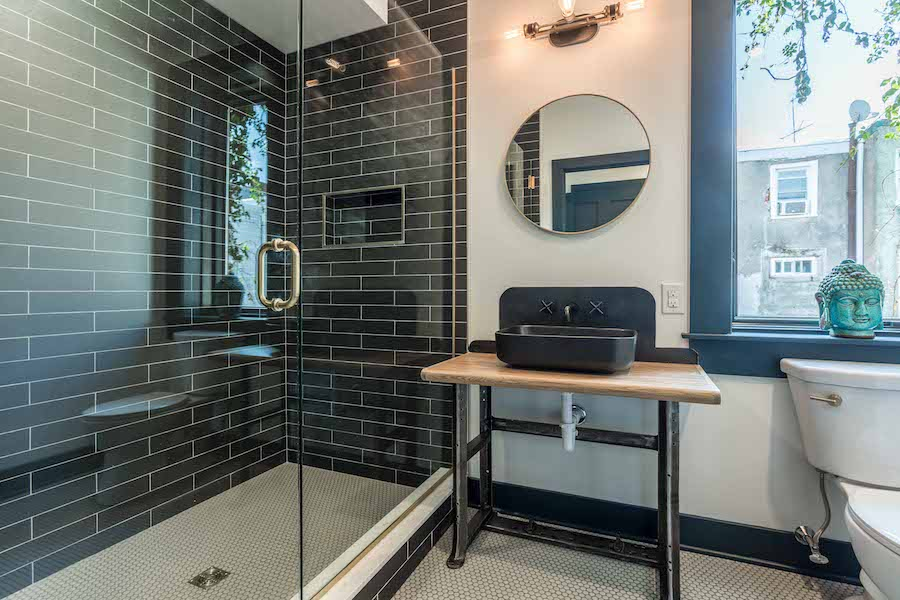 house for sale east kensington carriage house 2032 master bathroom