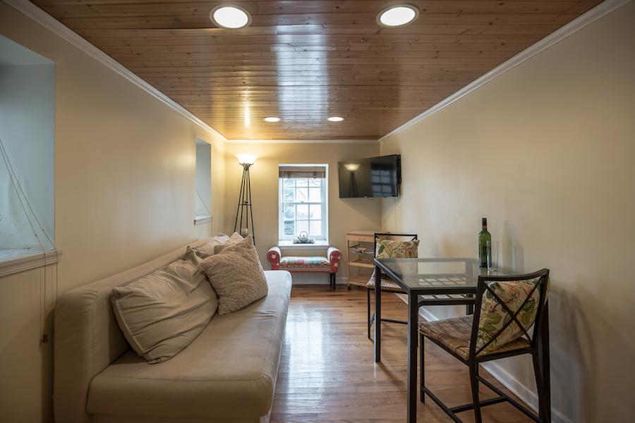 house for sale manayunk narrow trinity living room