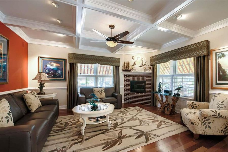 house for sale margate colonial living room