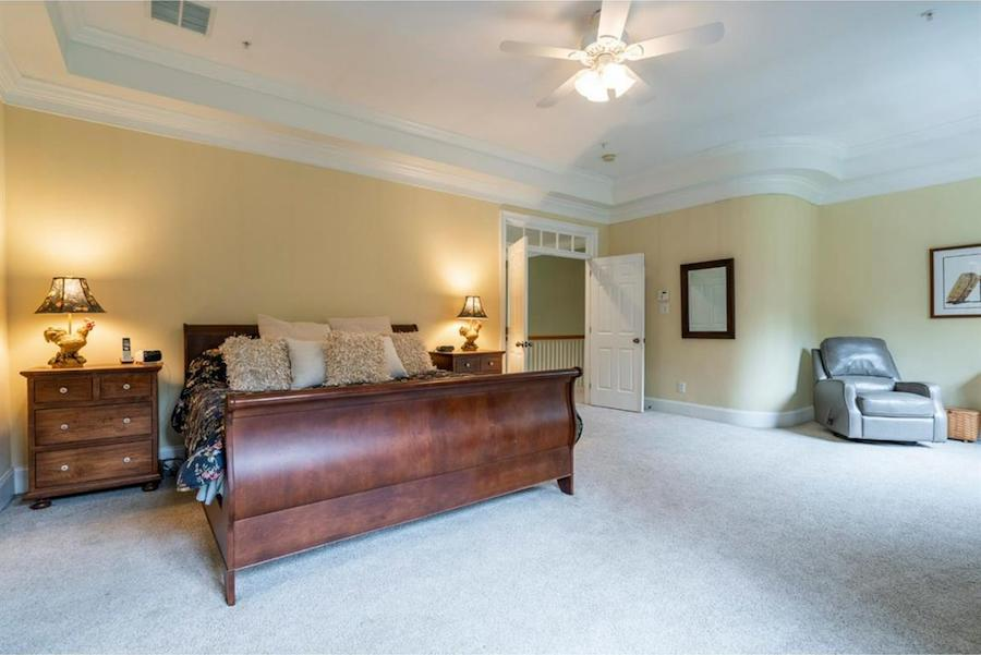 house for sale springton lake colonial master bedroom