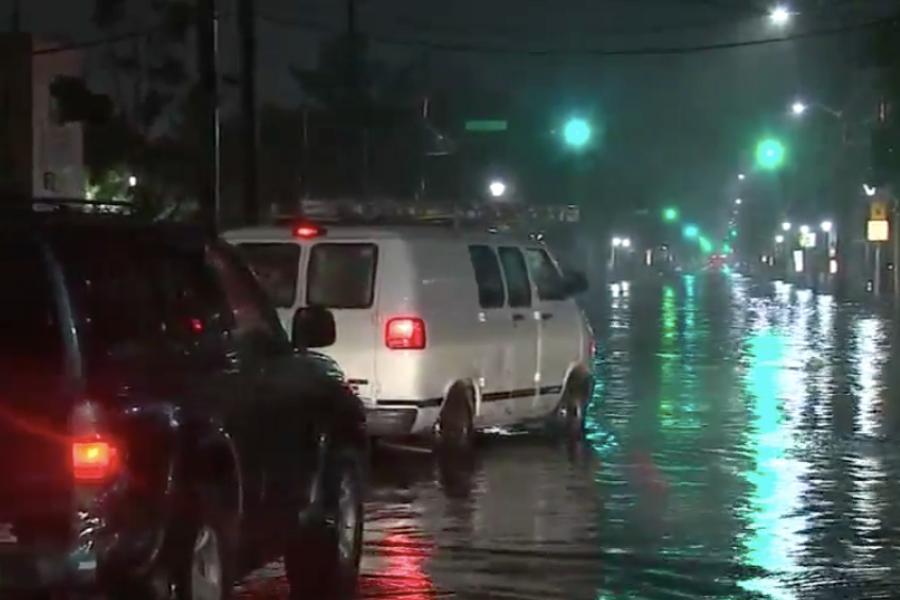 jersey shore flooding rain