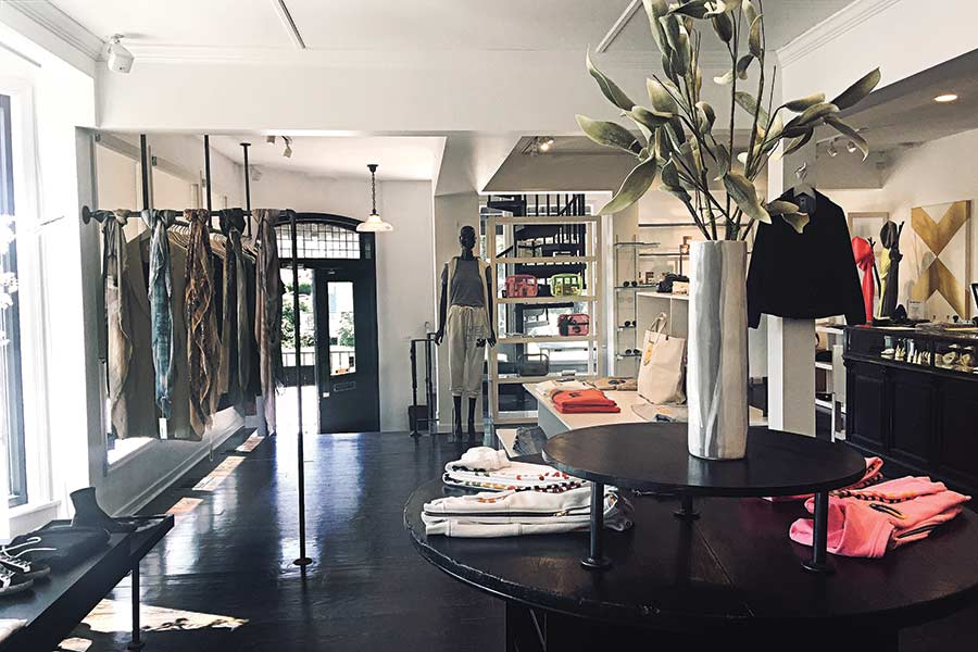 philadelphia boutiques shopping beauty eaves townhouse