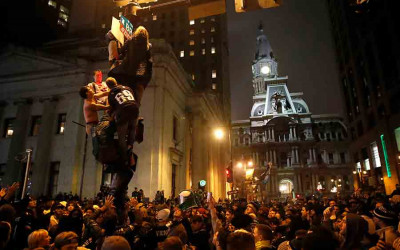 philadelphia eagles fandom passion