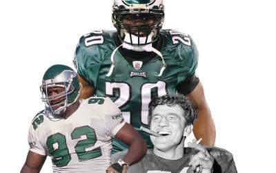 philadelphia eagles players greatest t