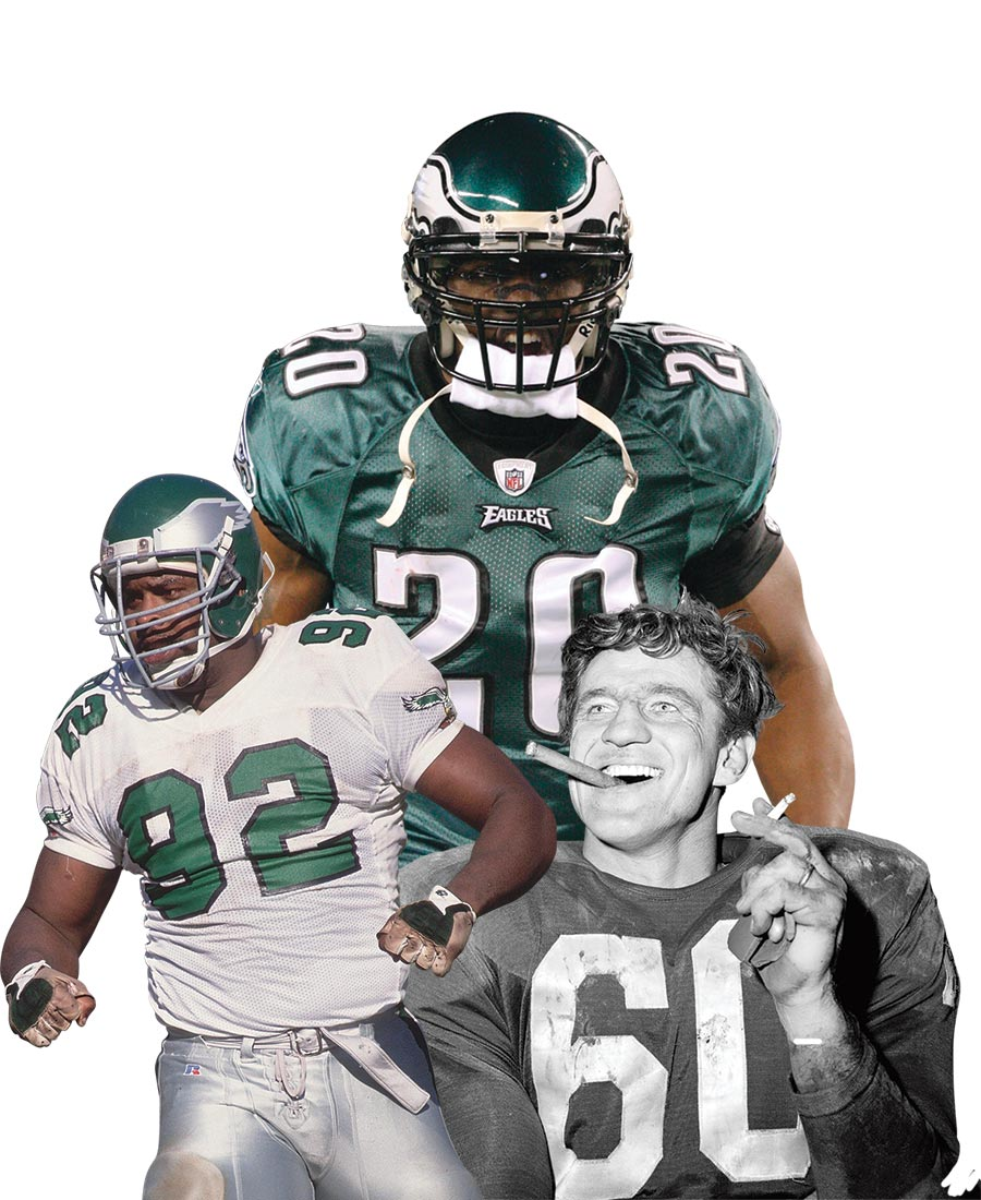 The 20 Greatest Philadelphia Eagles Players of All Time