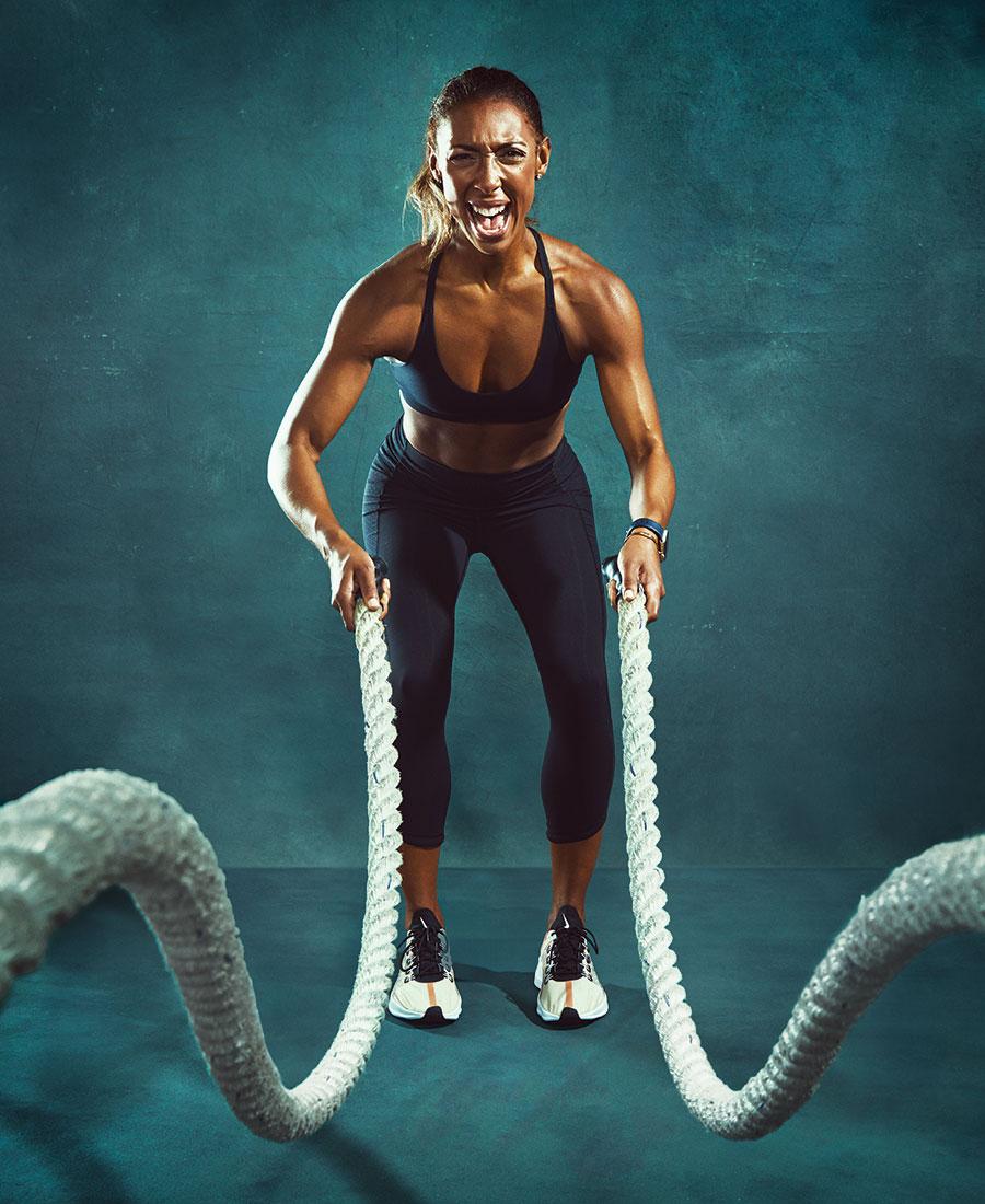 philadelphia fitness instructors jayel lewis