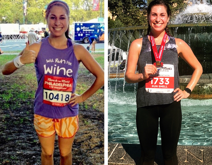 How Gaining Weight Helped Me Run Half Marathons Faster Than Ever Before