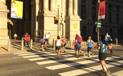run to work day phl