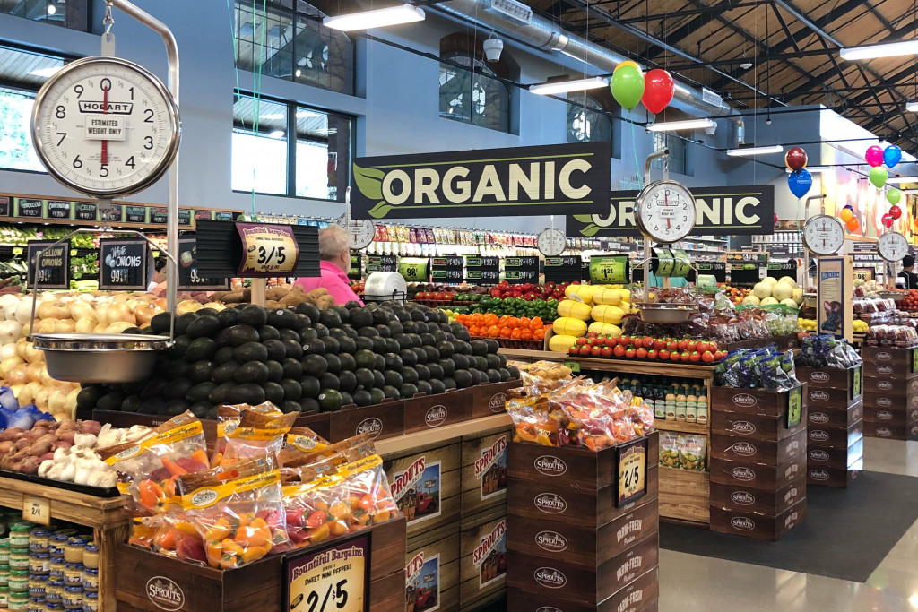 Sprouts Farmers Market Is Now Open in Philadelphia  Here's