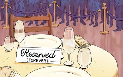standing restaurant reservations philadelphia
