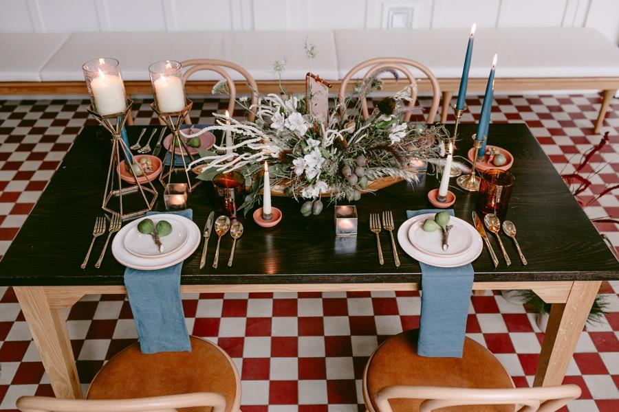 suraya wedding tablescape