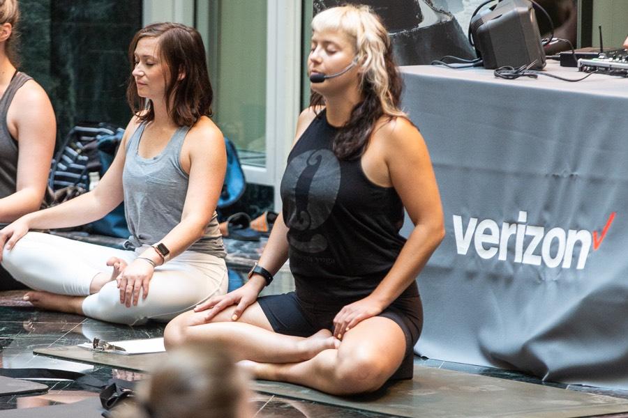 yoga zine