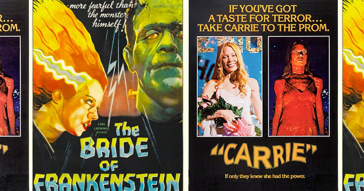 Horror Movies 2018 Poster: This Month, See Horror Movies The Way They Were Meant To
