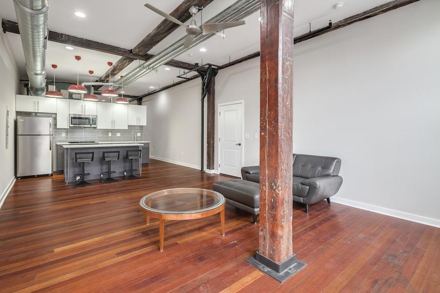 apartments for rent philadelphia harrowgate j street lofts apartment