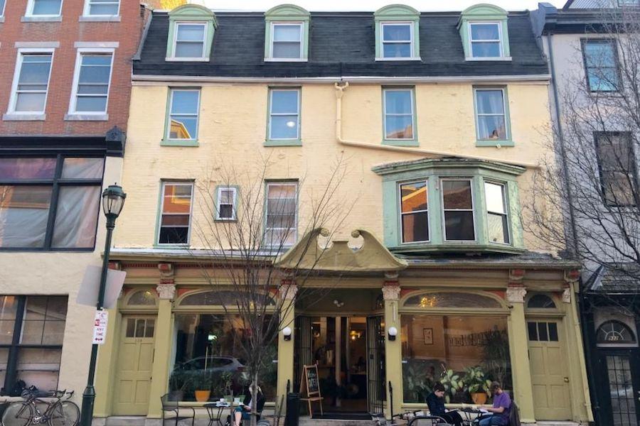 apartments for rent washington square west antique row flat