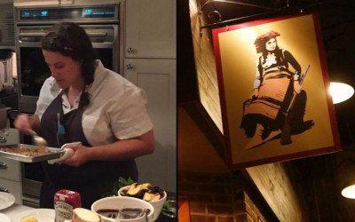 brigantessa chef anti semitic comments