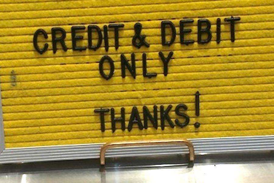 cashless businesses philadelphia