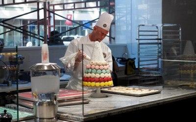 classic cake philadelphia chef robert bennett