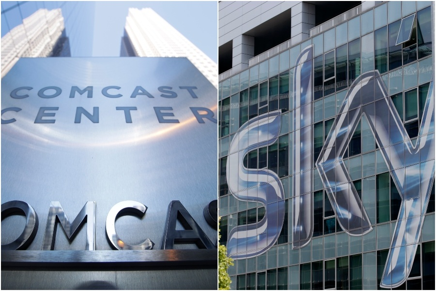Comcast's $40 billion Sky takeover becomes unconditional