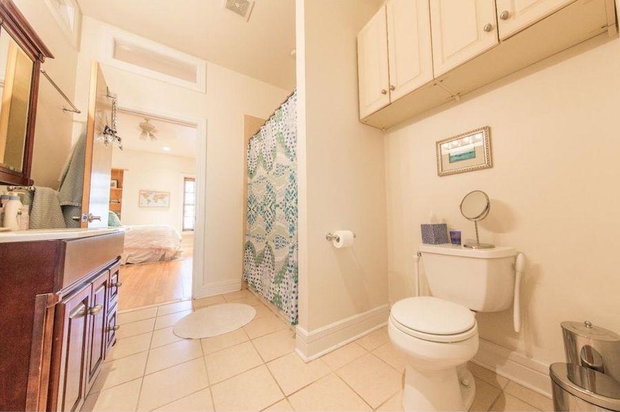 condo for sale wash west gayborhood condo bathroom