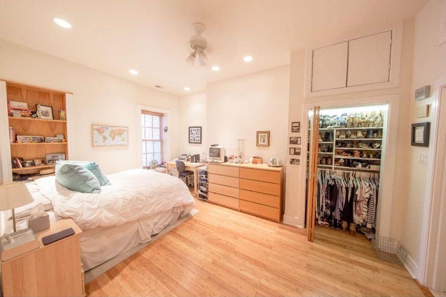 condo for sale wash west gayborhood condo bedroom