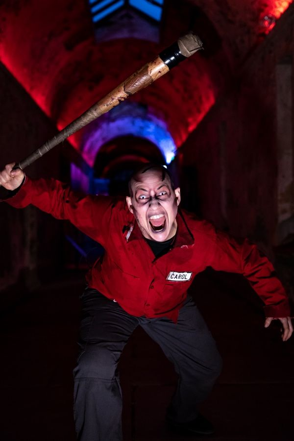 Eastern State Penitentiary Director Scares the Hell Out of
