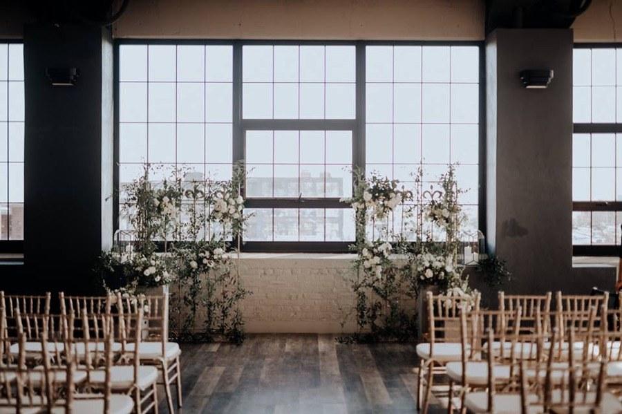 party wedding venues
