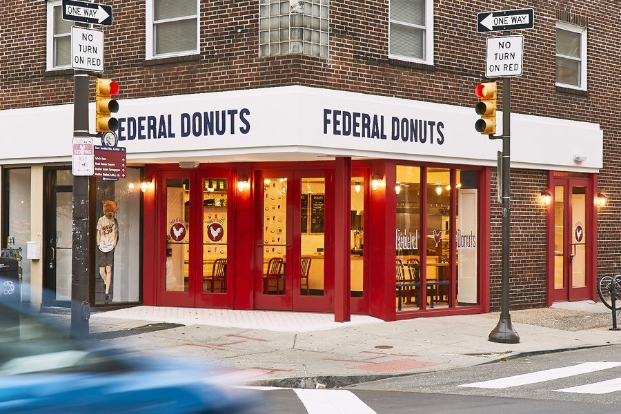 federal donuts south street