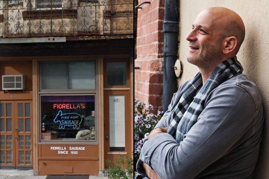 fiorella's sausage south philly butcher marc vetri