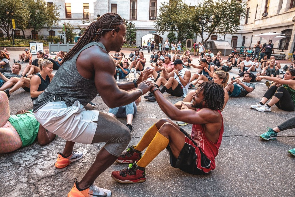 free Fit Academy boot camp